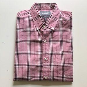 Bonobos Shirts - Bonobos Light (Spring/Summer) Plaid Button-Up